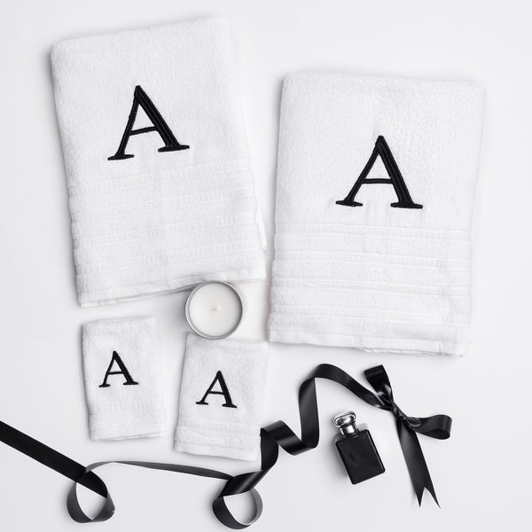 Alphabet Monogram Gift Set - Medium