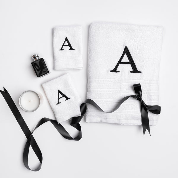 Alphabet Monogram Gift Set - Mini