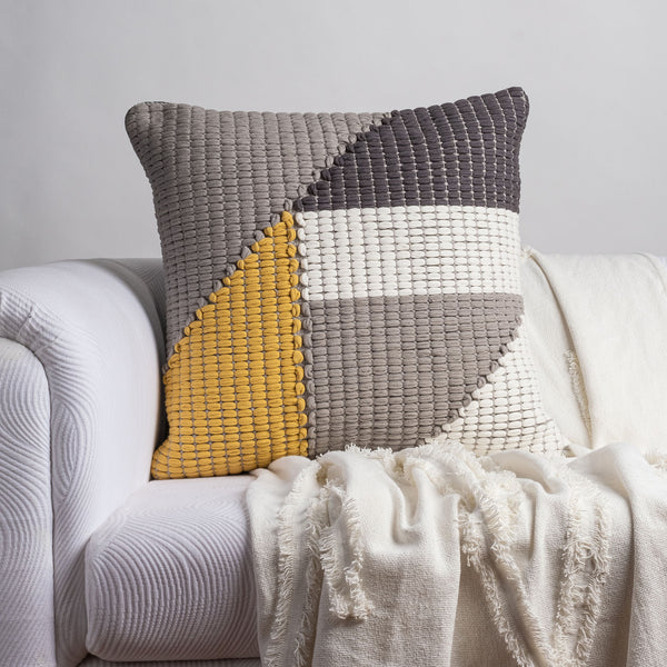 Float Block Cushion Cover