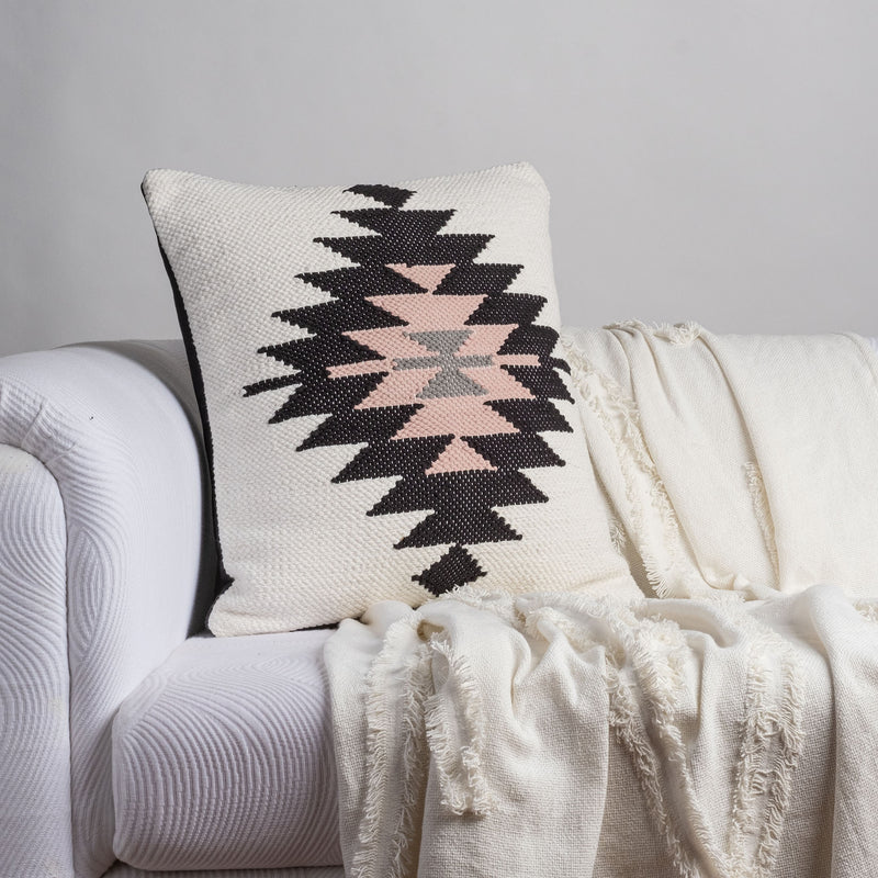 Meha Ikat Cushion Cover
