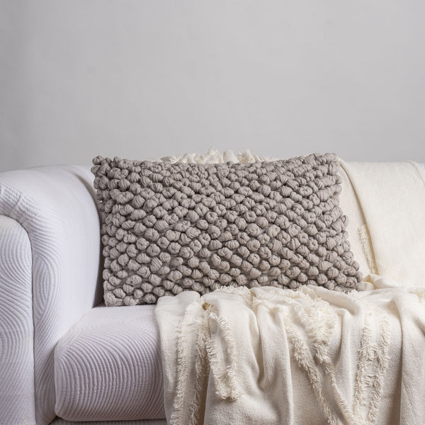 Signet Turban Knot Long Cushion Cover