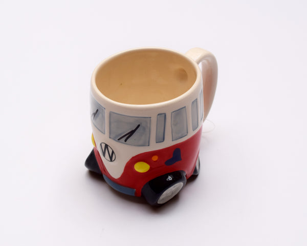 Love Van Milk Mug - Red