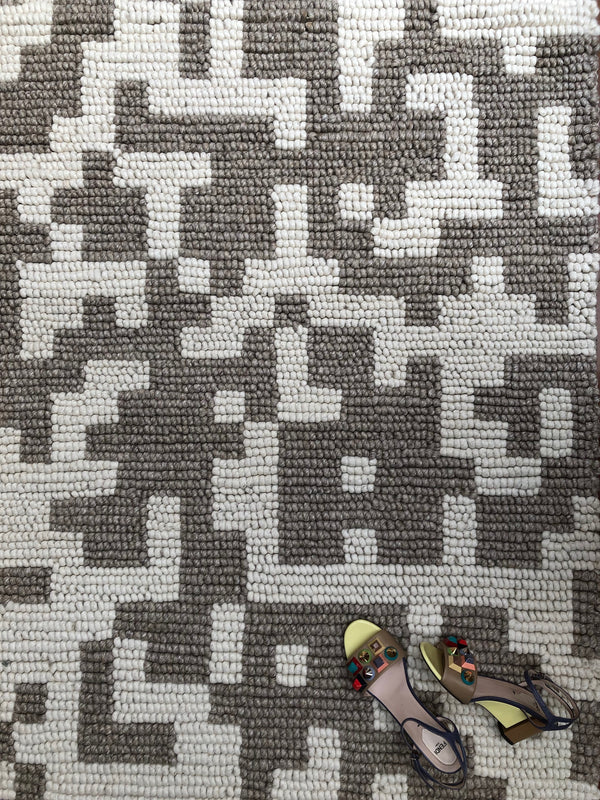 Pixelated Rug