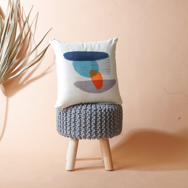 Nouvelle Abstract Cushion Cover