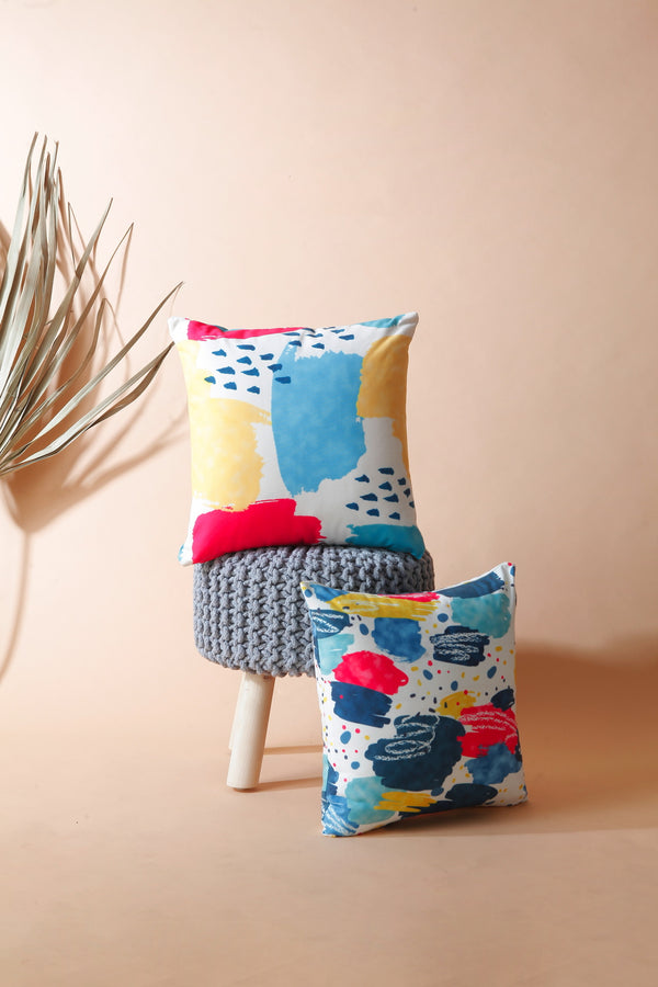 Sketch Book Cushion Cover