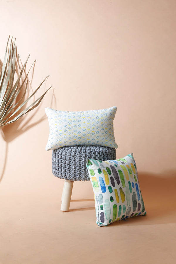 Paint Swatch Cushion Cover