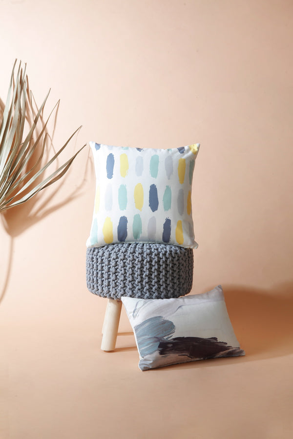 Impasto Swatch Cushion Cover