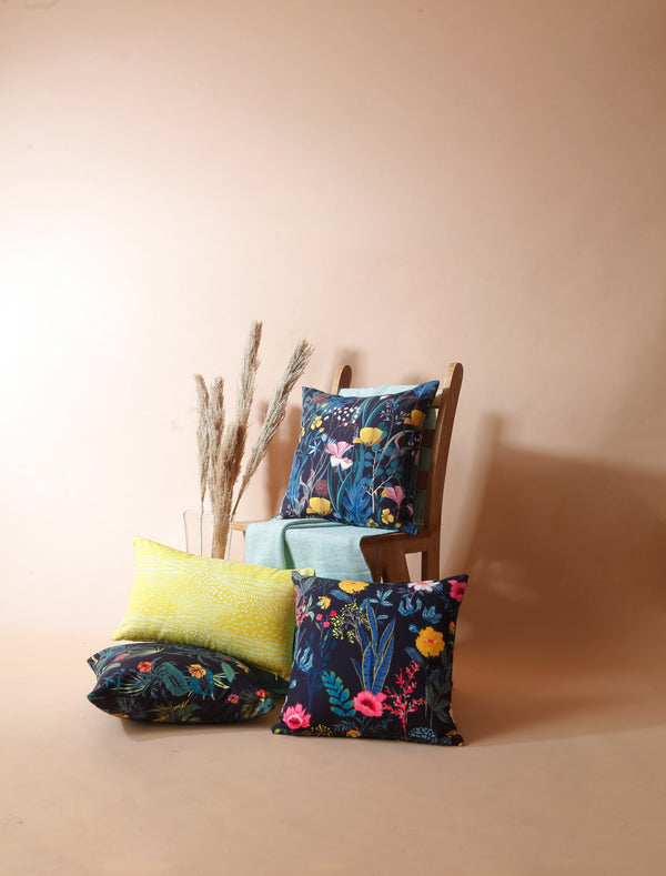 Honey Speckle Cushion Cover