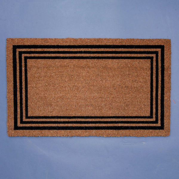 Border Door Mat - Large