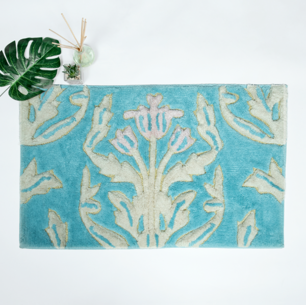 Eve Floral Bathmat