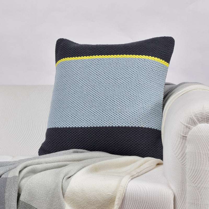 Accent Ink Blue Cushion Cover