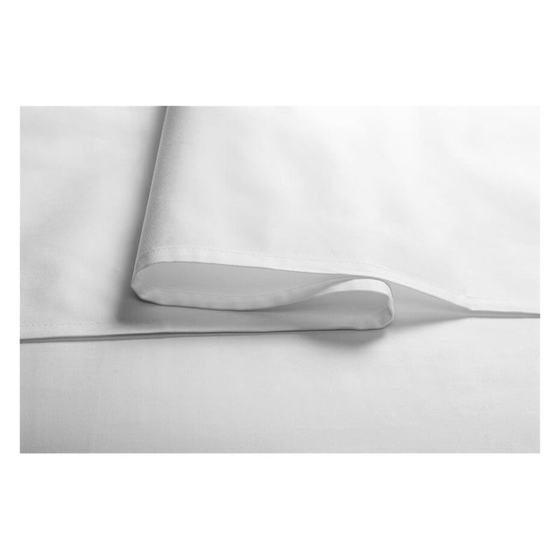 Single White Bedsheet - 1000 Thread Count