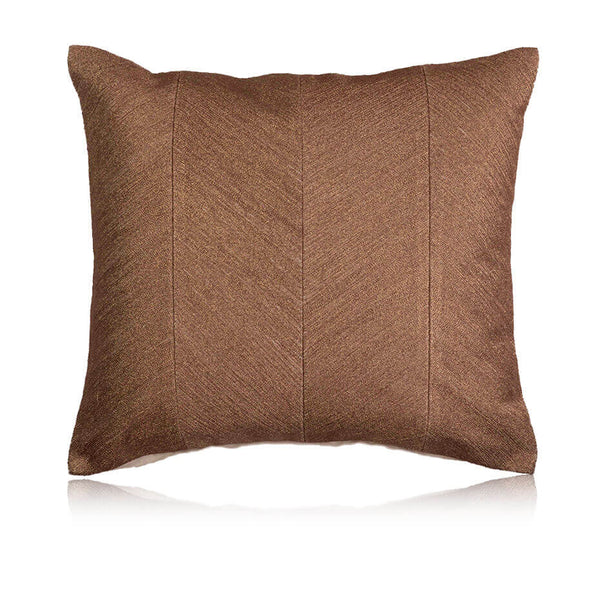 Bronzed Cushion Cover
