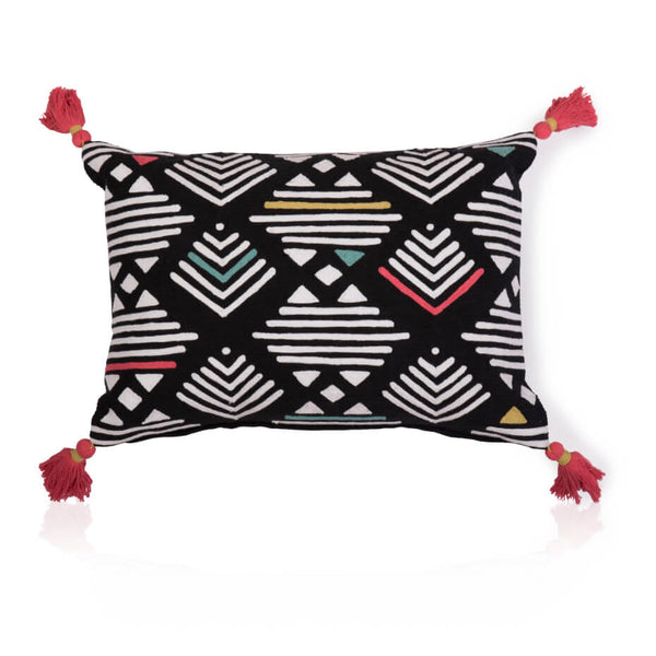 Tribal Coordinate Cushion Cover