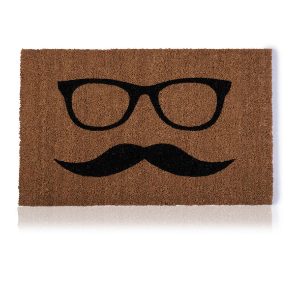 Movember Door Mat