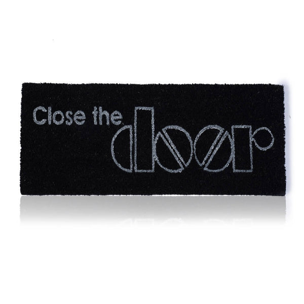Close the Door Front Door Mat