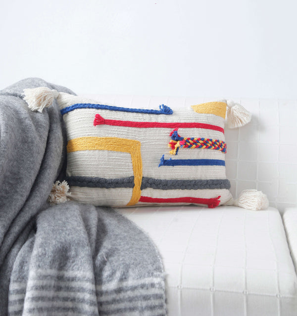 Back To Boho Cushion Cover