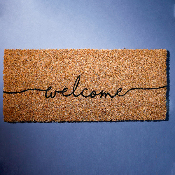 Welcome Front Door Mat