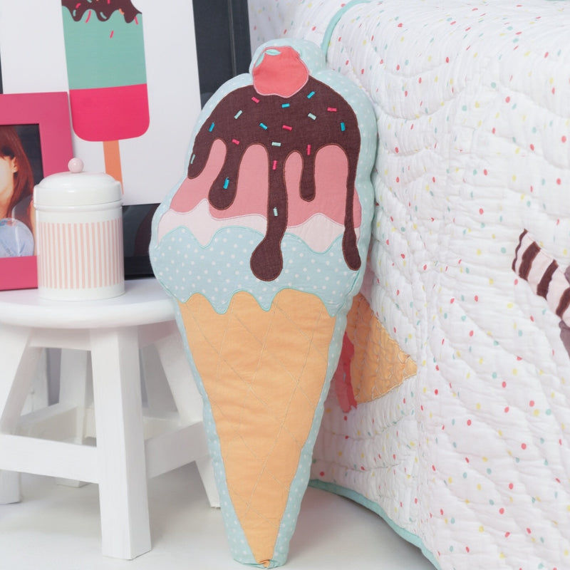 Icecream Shape Pillow