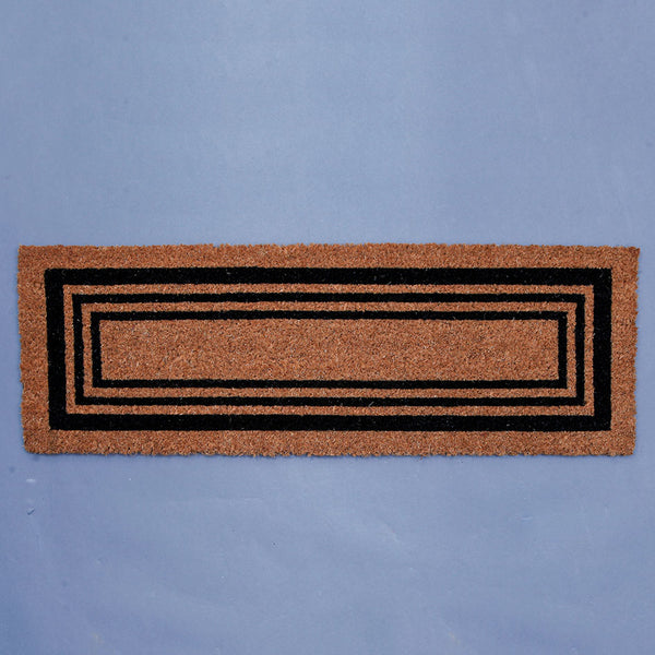 Runner Border Front Door Mat