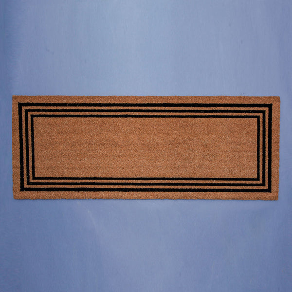 Border Long Rectangle Doormat