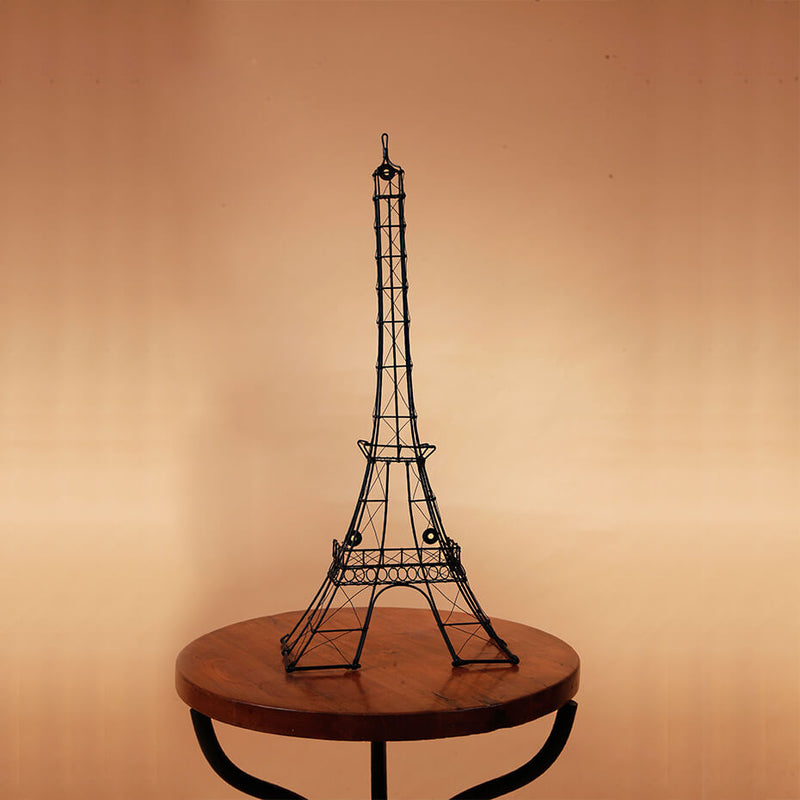 Black Eiffel Tower (Wall or Desk)