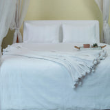 Basket Lace Day Duvet Cover