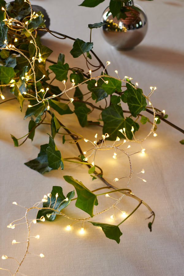 Knirke Cluster Fairylights - 160 LED