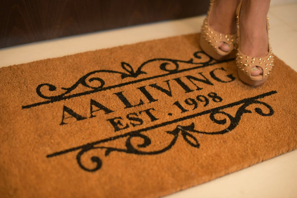 Personalised Name Door Mat