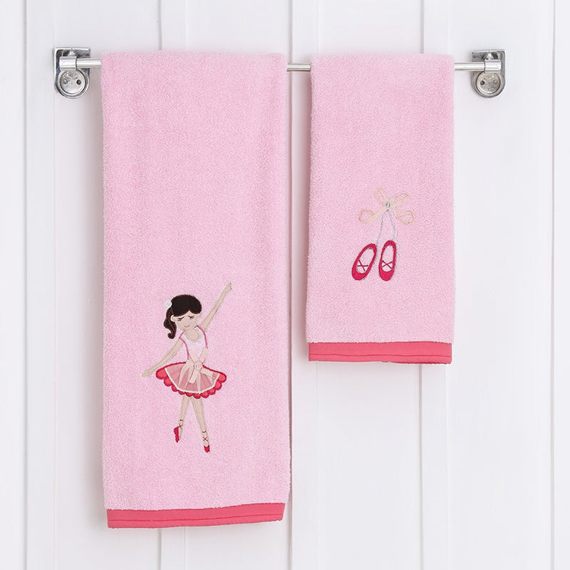Twirls N' Swirls Towel Set