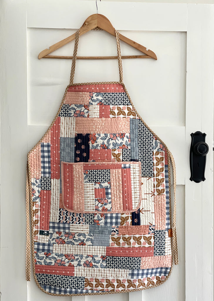 How to: Make a quilted apron