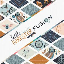 Art Gallery Fabrics- Little Forester Fusion