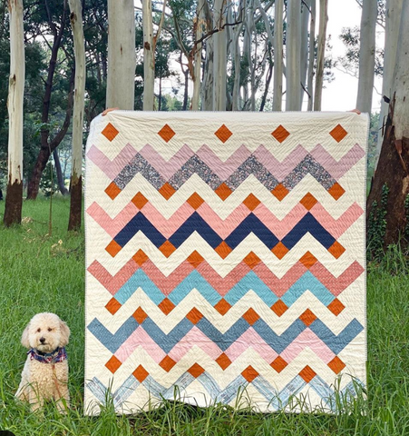 Suzy Quilts Thrive Quilt