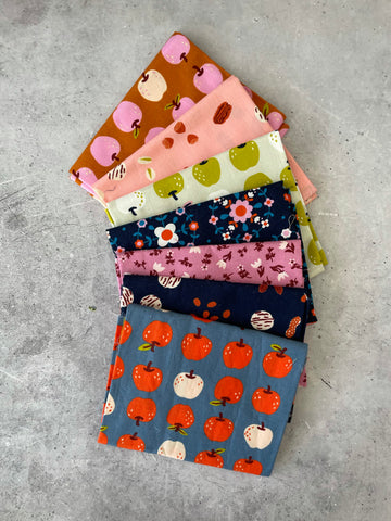 Smol by Kimberly Knight for Ruby Star Society  - 7 Fat quarters or half yard bundles