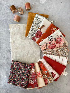 Modernly Morgan 'Cosmic Crush' fabric bundle kit - throw size