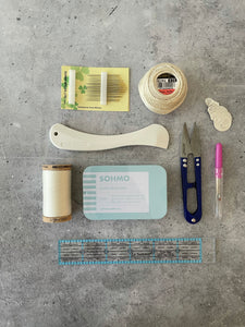 Scribbly Gum Quilting Kit