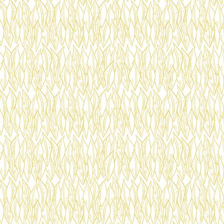 "Along the Fields by Cotton + Steel- Leaf Sun Fabric (sold in 25cm  (10"") increments)"