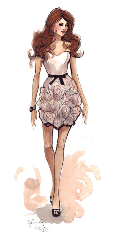 "The Sketch Book tagged ""bridesmaids"" 