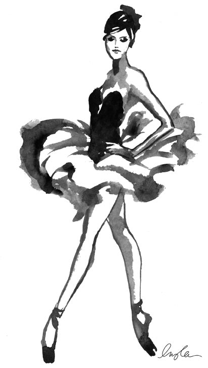the sketch book tagged ballerina inslee by design