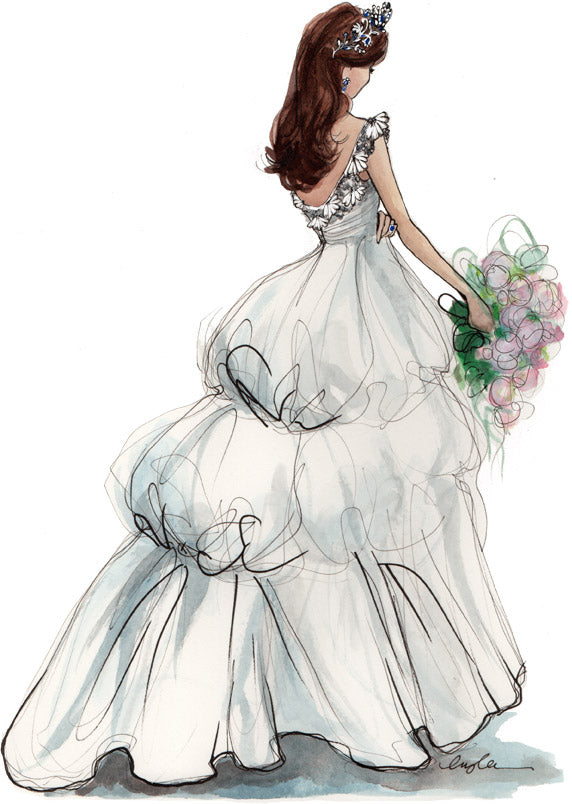 Princess predictions inslee by design for Find me a dress to wear to a wedding
