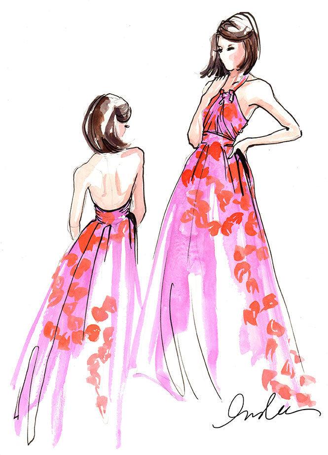 The Sketch Book Tagged Quot Fashion Illustration Quot Page 3