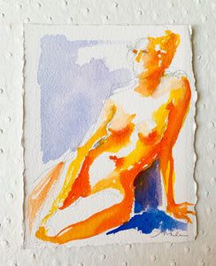 Winter Figure No. 3