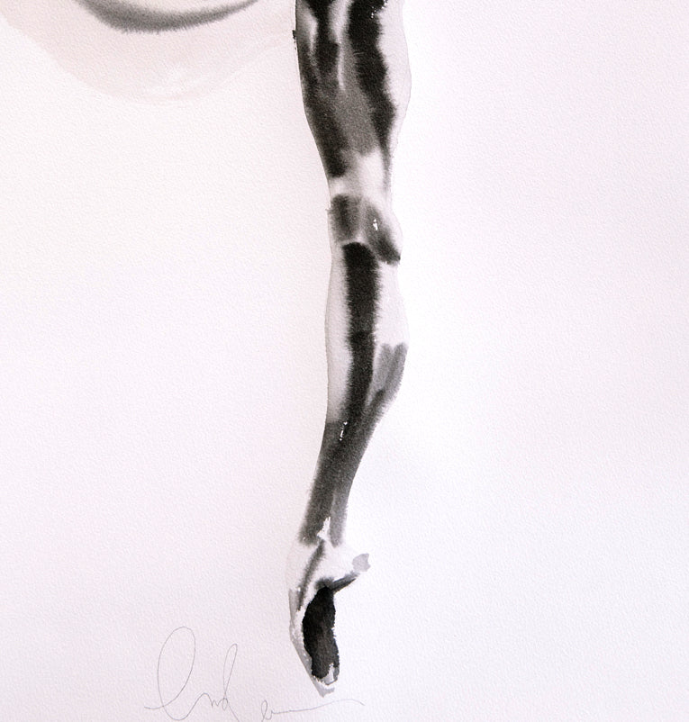Giant Sumi Dancer No. 4