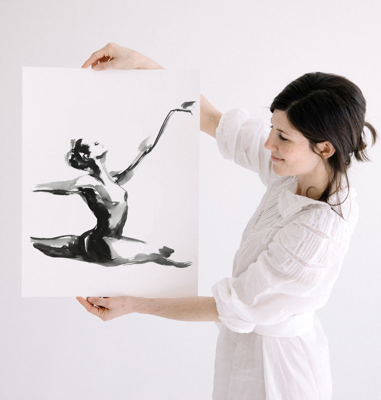 Dancer No. 3 Print