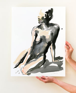 Late Summer Figure No. 15 Print