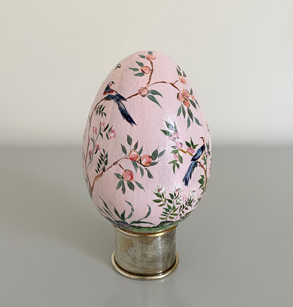 2020 Easter Egg: Chinoiserie on Pink