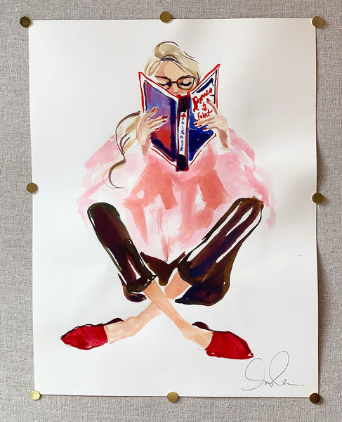Star-Crossed Bookworm
