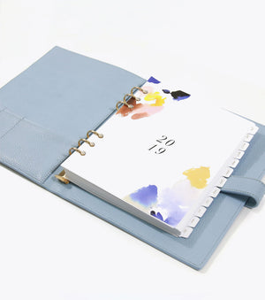 2019 Day Planner / Steel Blue