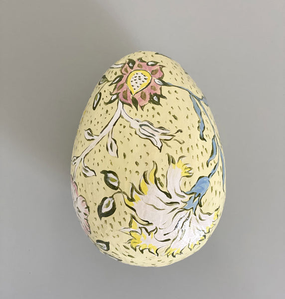 2020 Easter Egg: Chintz on Yellow