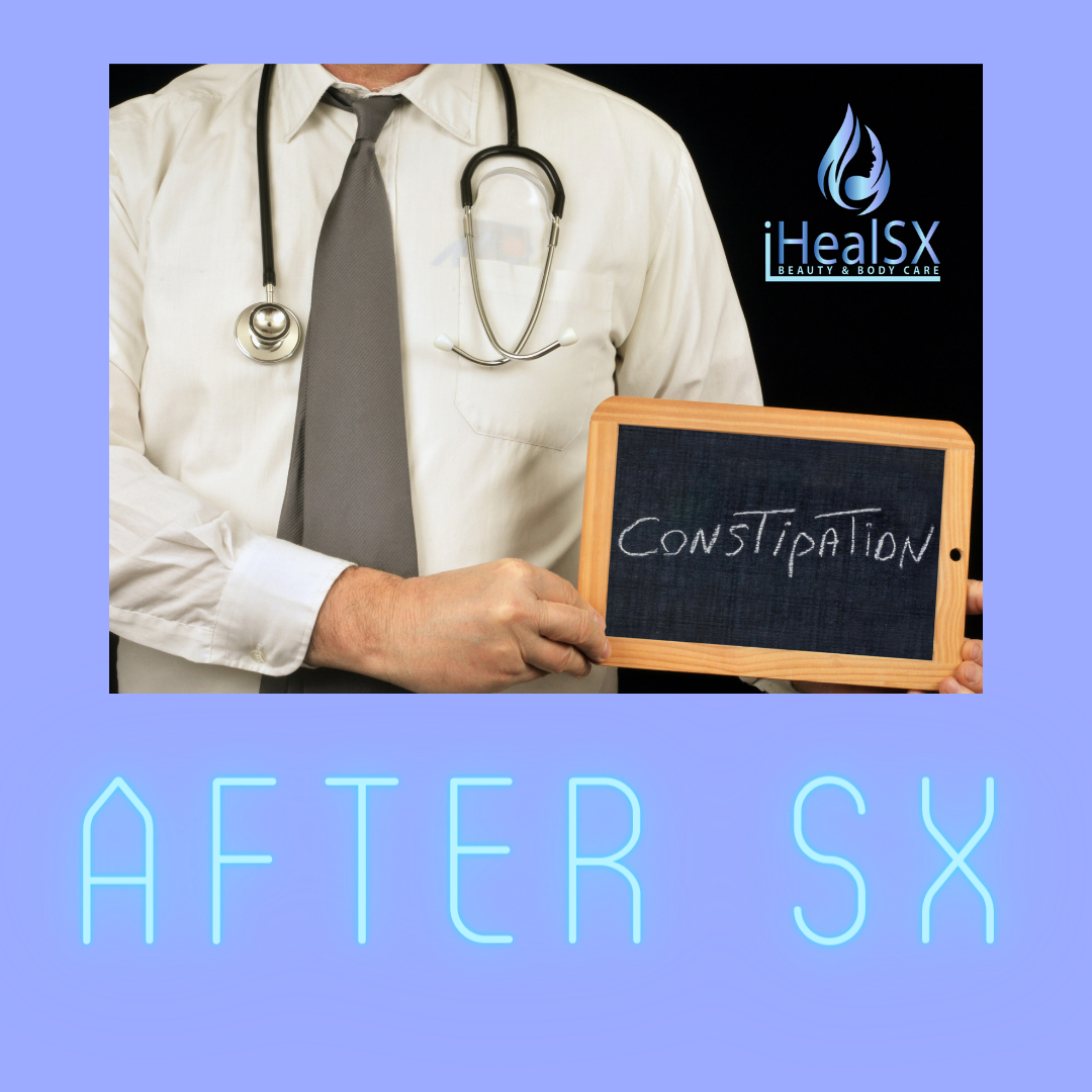 Constipation Post Op is the Devil! Be Prepared with These Few Simple Tips.